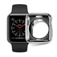 Load image into Gallery viewer, Protective Apple Watch Case in GOLD, SILVER, ROSE - Wrist Watch Straps