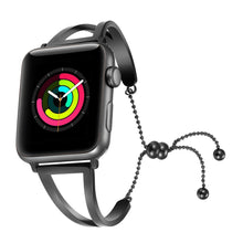 Load image into Gallery viewer, Fashionable Steel strap for Apple Watch - Wrist Watch Straps