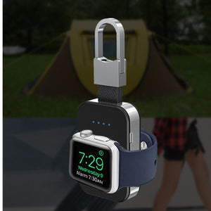Portable Battery Charger for Apple Watch - Wristwatchstraps.co