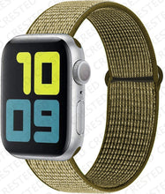 Load image into Gallery viewer, Nylon Sport Loop Strap for Apple watch - Wrist Watch Straps