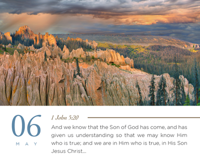 May 6 / We Are In Him