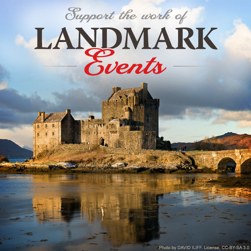 Support the Work of Landmark Events