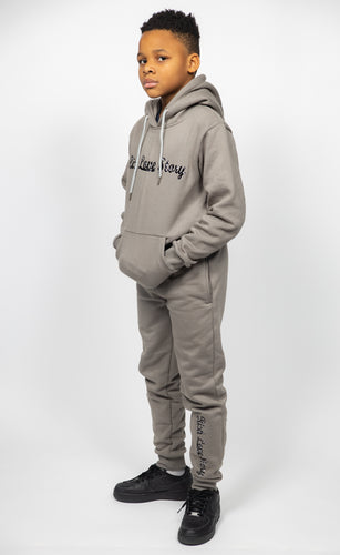Cotton Fleece Sweatsuit - kids