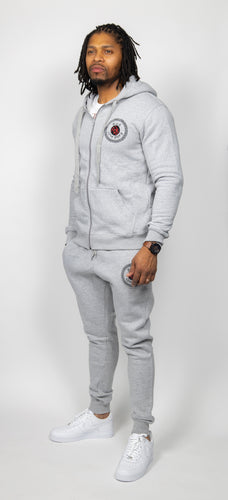 Cotton fleece Sweatsuit-Adult