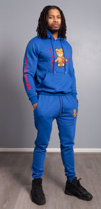 Rich Love $tory Bear Tracksuits Blue (Men)