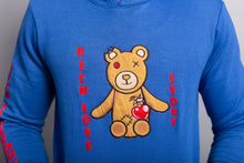 Load image into Gallery viewer, Rich Love $tory Bear Tracksuits Blue (Men)