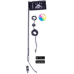 5150 Whips LED Whip (Single) BLUETOOTH