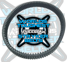 Load image into Gallery viewer, AA Stryker Belt for RZR Turbo & RS1
