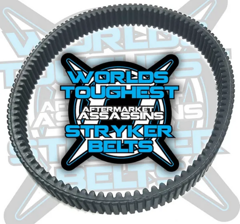 AA Stryker Belt for RZR Turbo & RS1