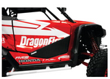 DragonFire Racing Door Filler Panel Kit For Honda Talon