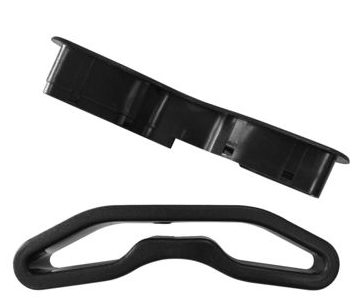 DragonFire Racing Harness Pass Through Bezel