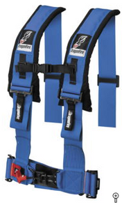 DragonFire Racing Harness Restraints (4pt)