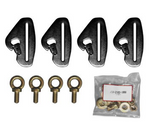 DragonFire Racing Quick-Release Harness Mount Kit