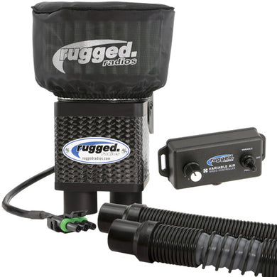 Rugged Radios MAC 3.2 Pumper System w/ VSC (2 Hoses)