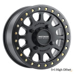 Method Race Wheels 401 UTV Beadlock | Matte Black