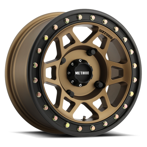 Method Race Wheels 405 UTV Beadlock | Bronze