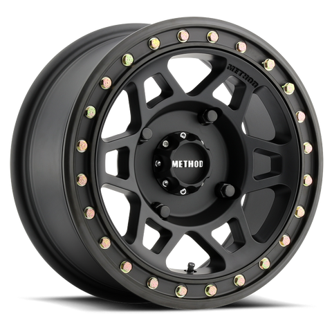 Method Race Wheels 405 UTV Beadlock | Matte Black