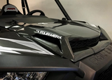 2014-2018 POLARIS RZR1000/900S/900 CARBON FIBER SCOOPED HOOD