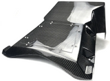 CAN AM MAVERICK X3 CARBON FIBER G2 RACE DASH ( CENTER )