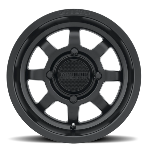 Method Race Wheels 410 UTV Bead Grip | Matte Black