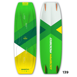 SMOOTHY Kiteboard | Ocean Rodeo - Kiterevolution