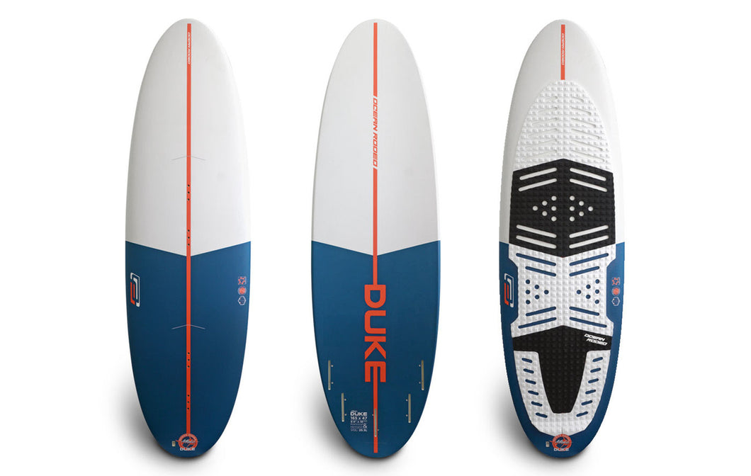 DUKE Kiteboard | Ocean Rodeo - Kiterevolution
