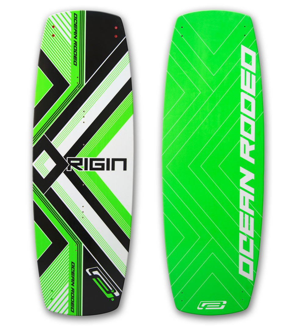 ORIGIN Kiteboard | Ocean Rodeo - Kiterevolution
