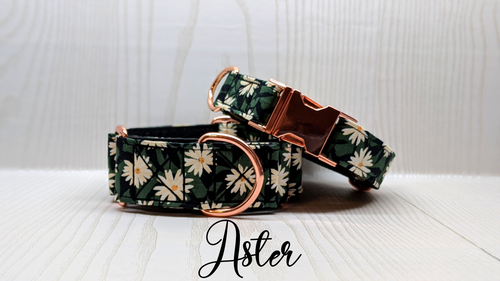 Aster Floral Collar
