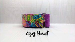 Egg Hunt Dynamic Duo Martingale Collar