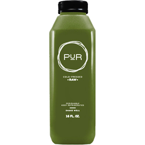 Photo of PUR Greens bottle