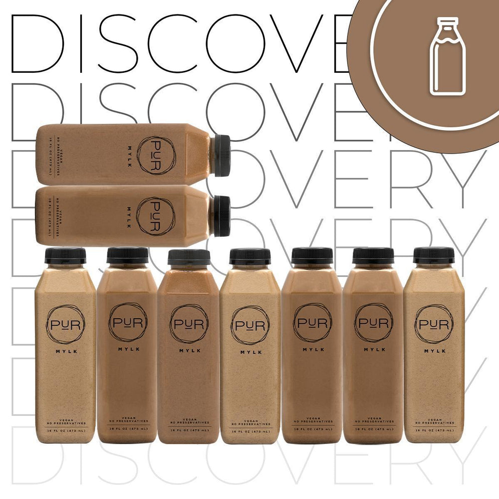 PUR Mylk Almond Milk Discovery Kit PUR Brands LLC