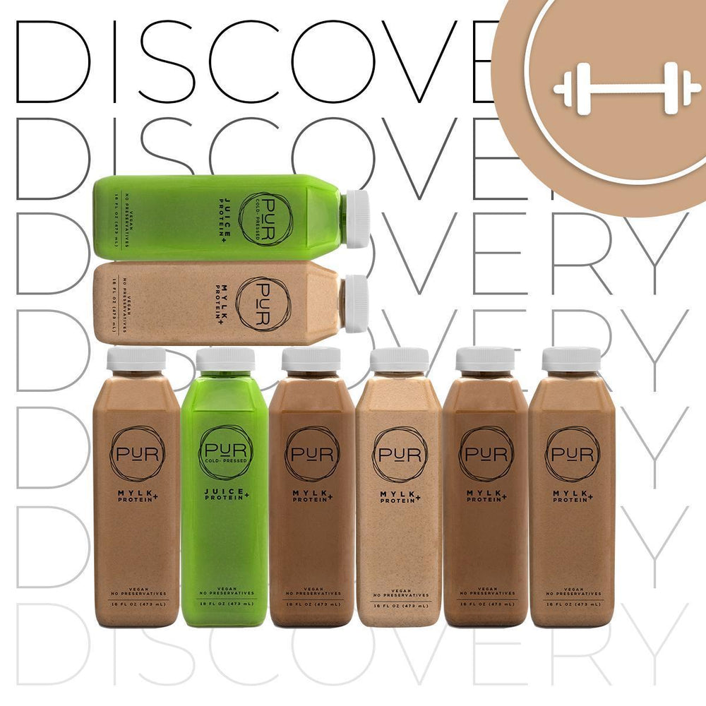 Protein Juice & Almond Milk Discovery Kit PUR Brands LLC