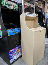 "Load image into Gallery viewer, LVL23C 54"" Tall 2 Player Cabaret Arcade Cabinet Kit (HAPP or SANWA)"