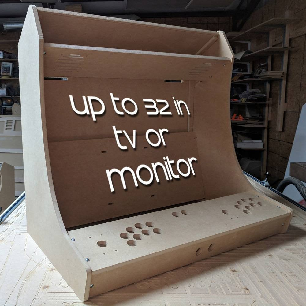 LVL32 Bartop Arcade Cabinet Kit for 27