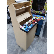 "Load image into Gallery viewer, LVL23PC 54"" tall Pandora's Box and LVL2GO Ready Cabaret Arcade Cabinet Kit"