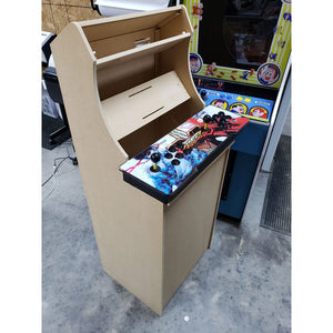 "LVL23PC 54"" tall Pandora's Box and LVL2GO Ready Cabaret Arcade Cabinet Kit"