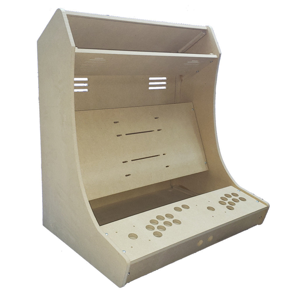 LVL27 2 Player Bartop Arcade Cabinet Kit for 23