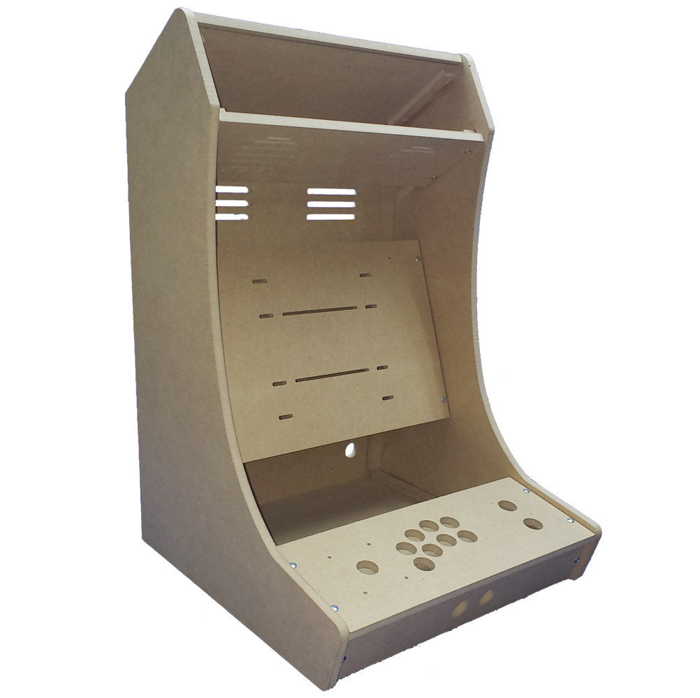 LVL23V Vertical 1 Player Bartop Arcade Cabinet Kit for up to 23