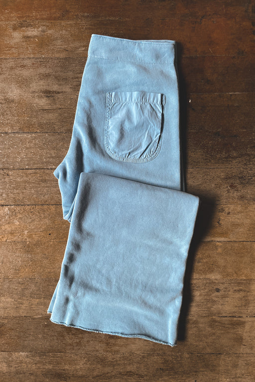 Nili Lotan Kiki Sweatpant in Light Blue