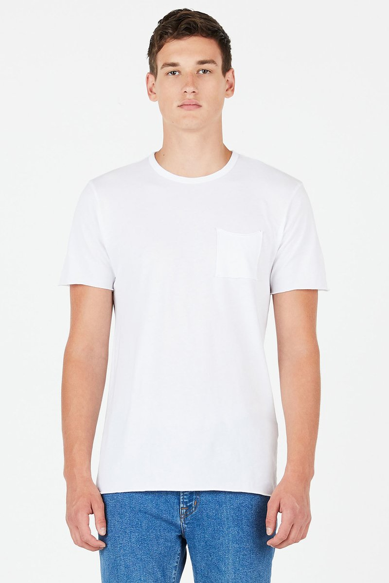Cotton Citizen Jagger Tee in White
