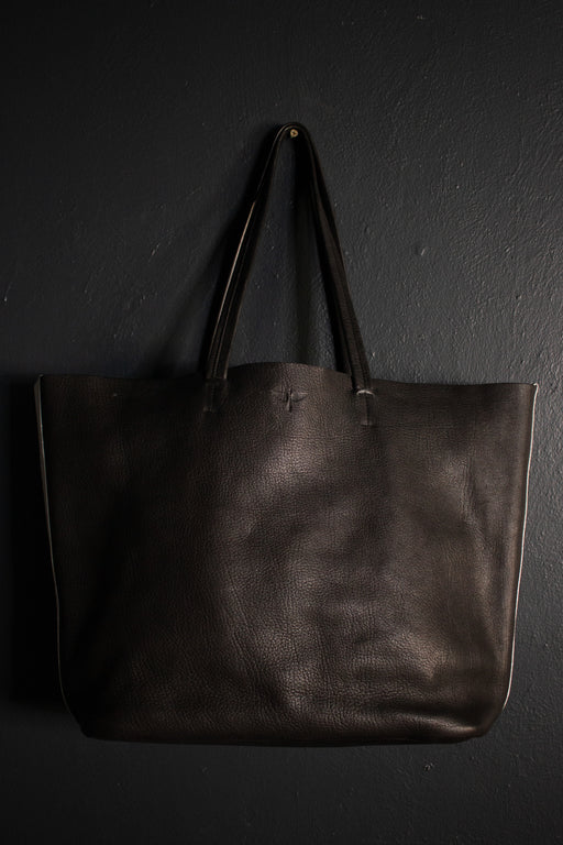 Clhei Black with Silver Tote