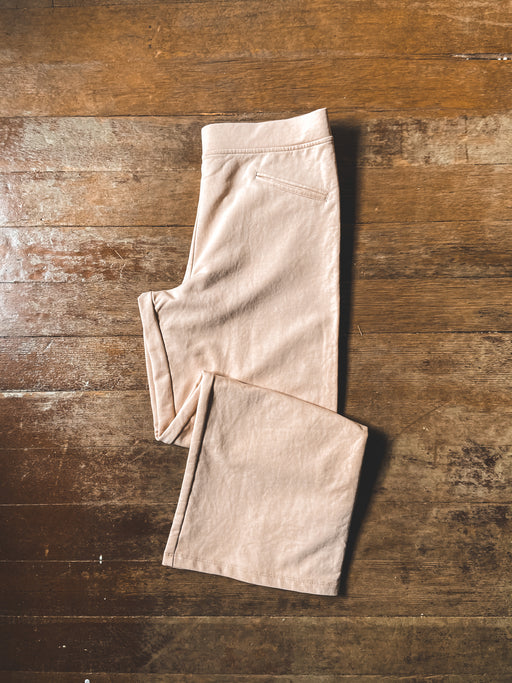 Sundays Pickett Pants in Ivory Smoke