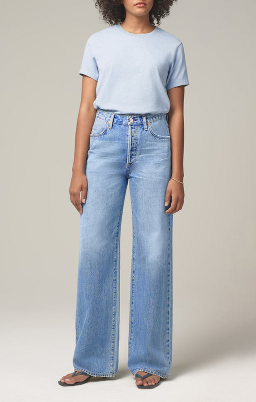 Citizens of Humanity Annina Trouser Jean in Blue Mirage