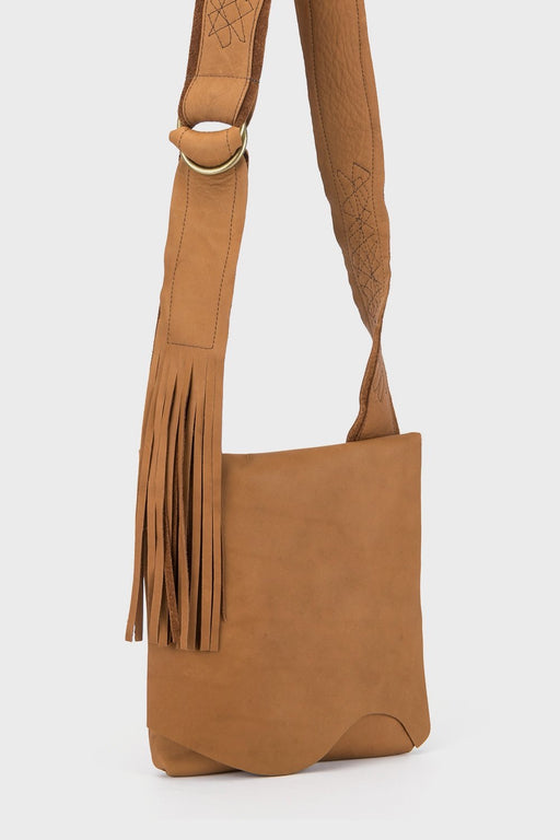 Molly G Wanderer Bag in Chestnut