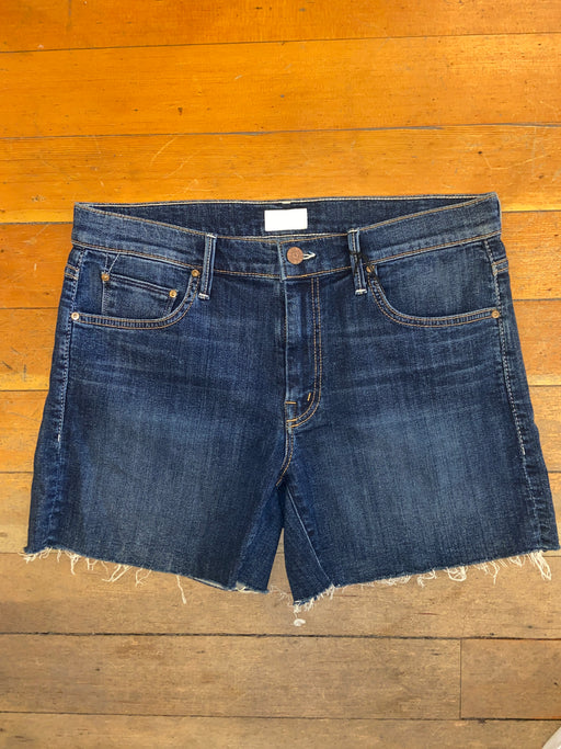 MOTHER Frayed Short