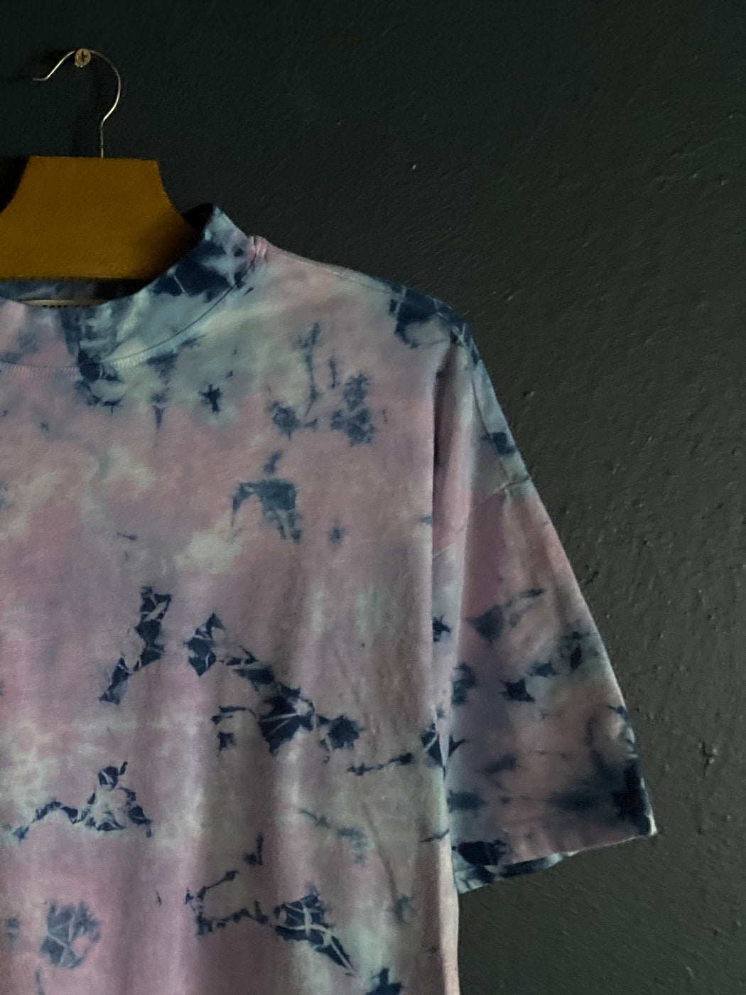 Electric and Rose Luna Tee in Ink and Lavender