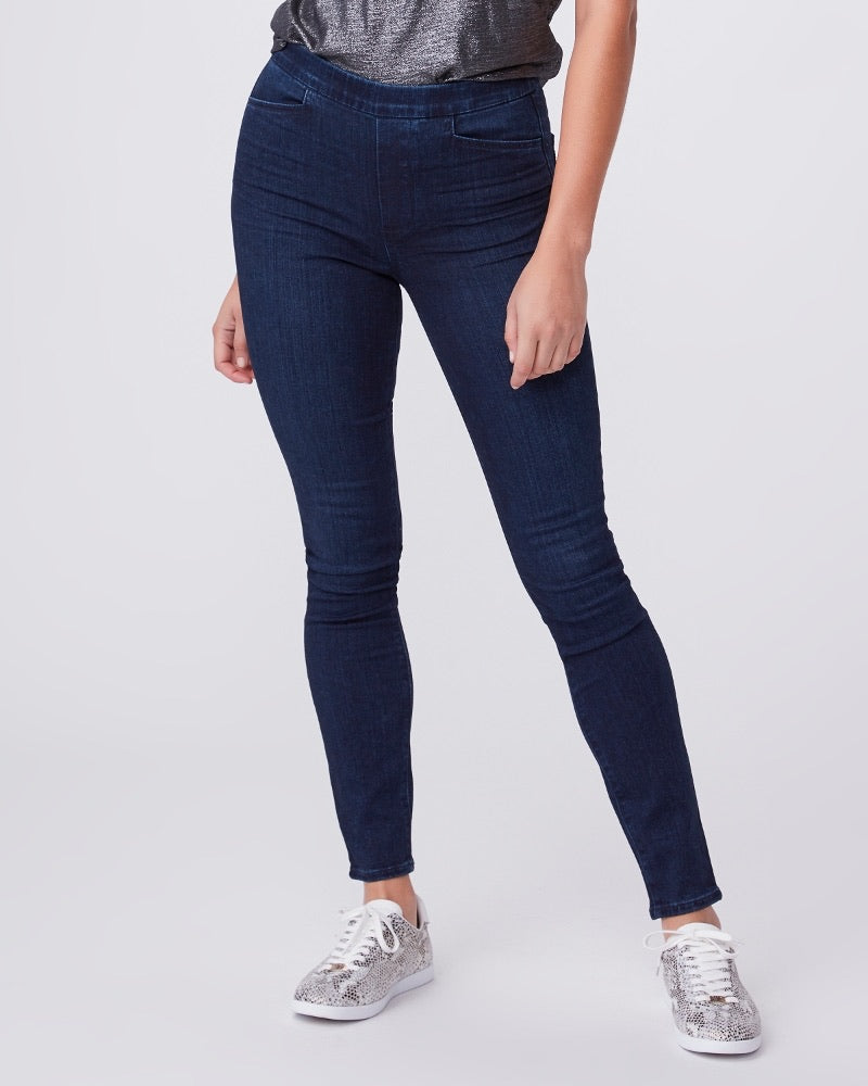 Paige Hoxton Ultra Skinny Pull On in Love