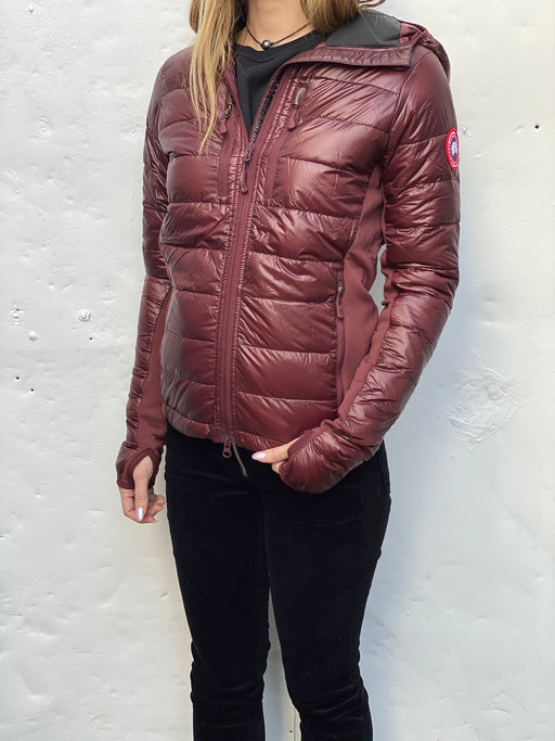 Canada Goose Hybridge Lite Jacket in Elderberry