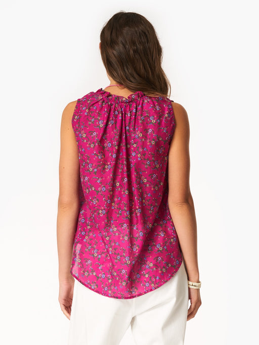 Xirena Isabel Tank in Berry Pink