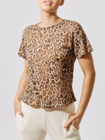 LNA Burnout Boxy Crew in Leopard